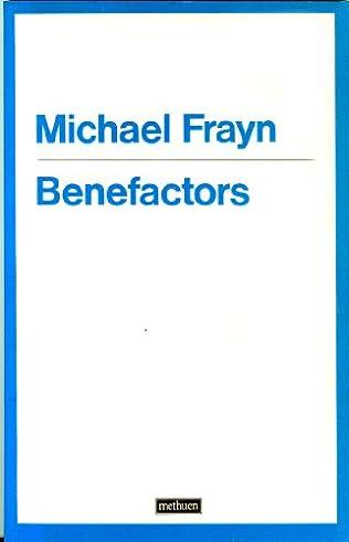 book cover of Benefactors