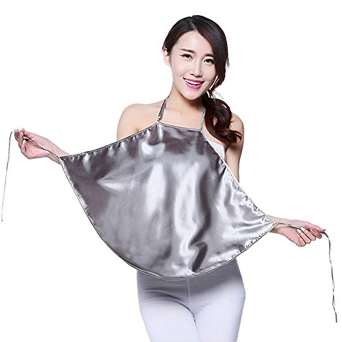 Zehui Tank Top Anti Radiation Protection Shield Baby Maternity Silver Fiber Stomachers Bellyband