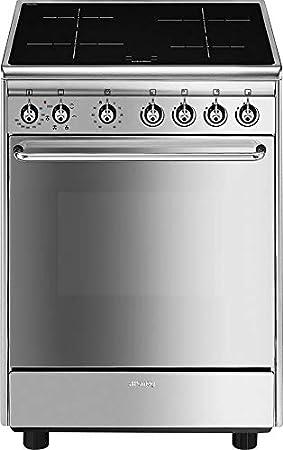 Smeg CX60ISV9 - Cocina (Cocina independiente, Acero ...