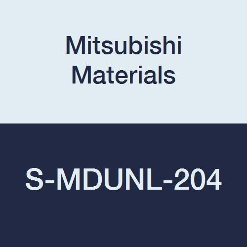 Left 93/° Cutting Angle 1.250 Shank Dia 2.000 Minimum Cutting Dia. Steel Shank Mitsubishi Materials S-MDUNL-204 Multiple Clamp Boring Bar with 0.500 IC Rhombic 55/° Insert