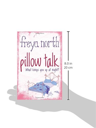 Pillow talk freya north 9781402254468 amazon books fandeluxe