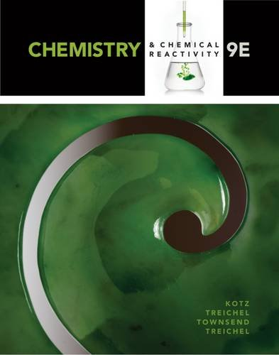 Chemistry And Chemical Reactivity 9th Edition Chapter 1