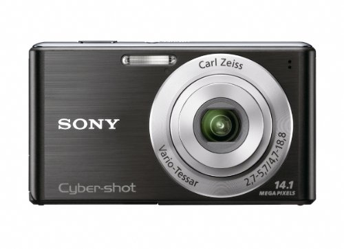 Sony Cyber-Shot DSC-W530 14.1 MP Digital Camera with Carl...