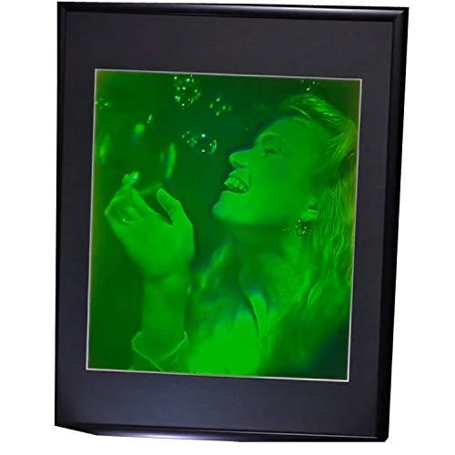 Bubble Girl (Pulse Portrait) 3D Collectible Hologram Picture by HoloBrands (Image #3)