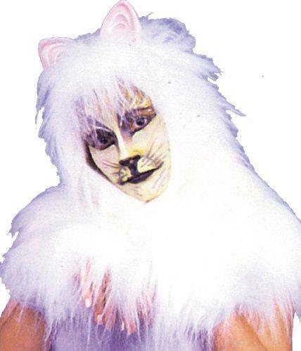 Rubie's Costume Co Cats Accessory Pak Costume, White, White (White Cat Costume For Kids)