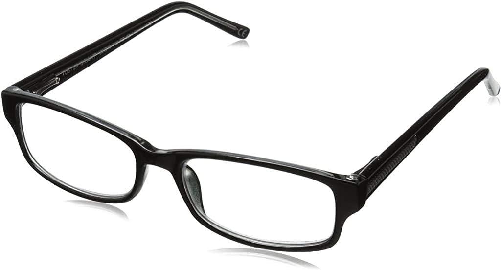 Foster Grant James Rectangular Multifocus Glasses