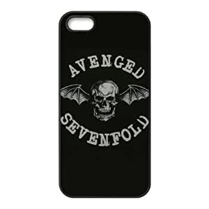 iPhone 4 4s Cell Phone Case Black Avenged Sevenfold SUX_931324