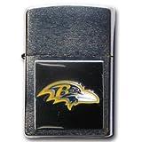 Siskiyou Gifts Co, Inc. NFL Baltimore Ravens Zippo Lighter
