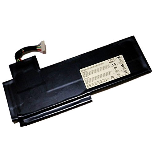 NO1seller Top New Replacement Laptop Battery BTY-L76 for MSI GS70 2PE-025CN 2QE-083CN Series 11.1v 5400mAh 58.8Wh