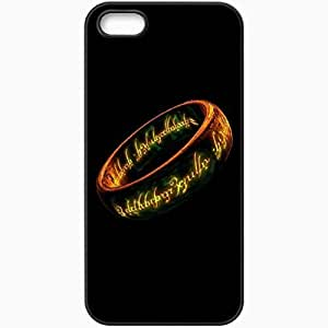 Personalized For HTC One M9 Phone Case Cover Skin Lord Of The Rings 2 Movies Tv Black