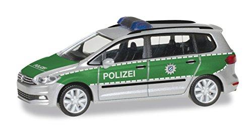 1/87 フォルクスワーゲン トゥーラン バイエルン警察 092104