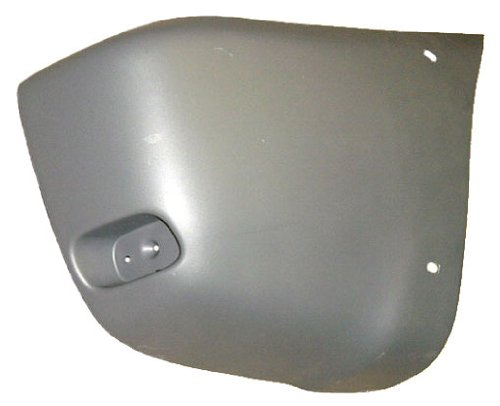 OE Replacement Toyota RAV4 Rear Passenger Side Bumper Cover Partslink Number TO1117101