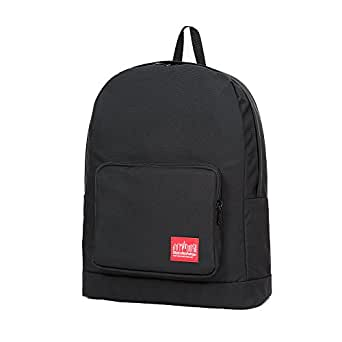 Manhattan Portage Downtown Gravesend Backpack (Black)