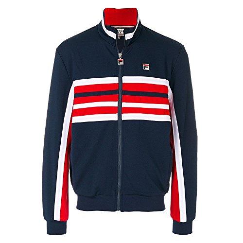 Fila Vintage Monti Track Jacket | Peacoat XLarge Peacoat ()