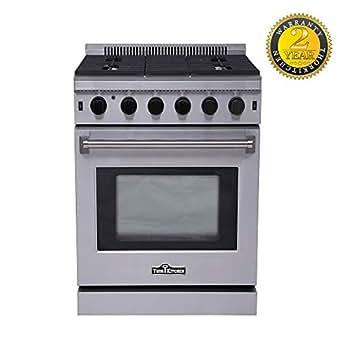 Amazon Com Thor Kitchen 30 Quot 4 55 Cu Ft Freestanding