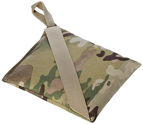 American Mountain Supply Rear Sniper Bag for Prone Rifle Shooting