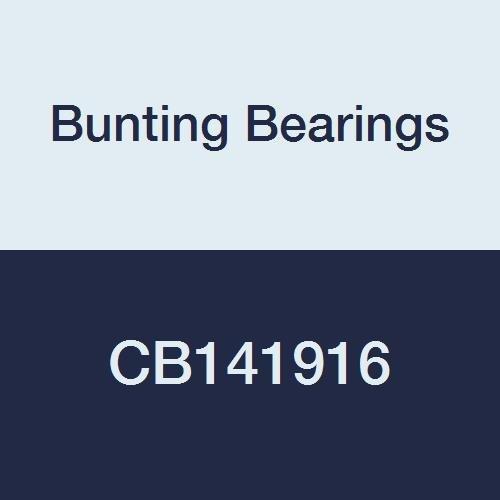 7//8 Bore x 1-3//16 OD x 2 Length Bunting Bearings CB141916 Sleeve Pack of 3 Cast Bronze C93200 SAE 660 7//8 Bore x 1-3//16 OD x 2 Length CB141916A3 Plain Bearings Pack of 3