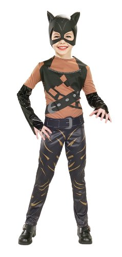 Child Catwoman Costume - Large (Gotham Catwoman Costume)