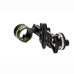 HHA DS-5019 Optimizer Lite Ultra 5000 .019 Sight (Black)