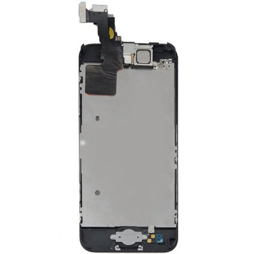 iphone 5c lcd replacement amh black pre assembled replacement touch screen digitizer 14672