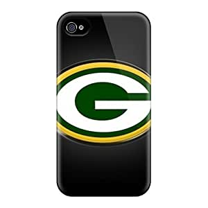 Hard Plastic Iphone 6 Case Back Cover,hot Green Bay Packers Case At Perfect Diy