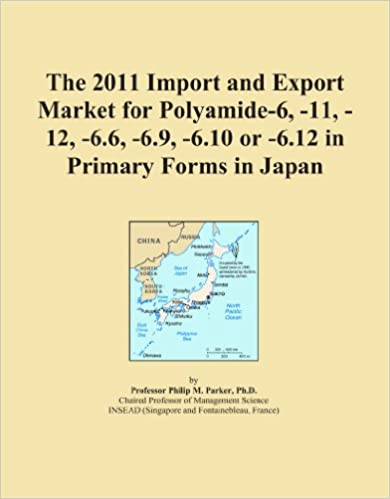 The 2011 Import and Export Market for Polyamide-6, -11, -12, -6.6, -6.9, -6.10 or -6.12 in Primary Forms in Japan