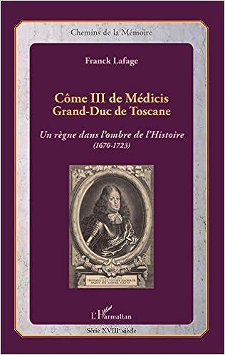 Livre gratuits Côme III de Médicis pdf epub