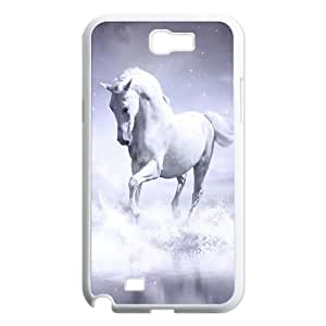 SamSung Galaxy Note2 7100 phone cases White Horse fashion cell phone cases UTRE3312570