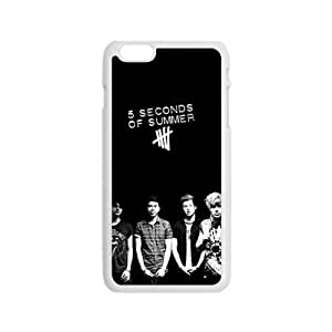 QQQO 5 seconds of summer on Cell Phone Case for Iphone 6 Kimberly Kurzendoerfer