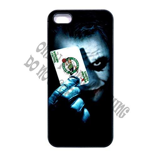 10 kinds Basketball team, custom design celtics iphone 5c case, celtics iphone 5c case, soft rubber case [clear]
