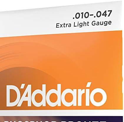 DAddario EJ15 Juego de Cuerdas, Naranja: Amazon.es: Instrumentos ...