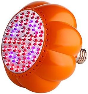LED Grow Light Bulb, AEJSLOK 48W LED Grow Bulb Plant Grow Lights for Indoor Plants Herb Garden Hydroponic Greenhouse Veg and Flower 48W, E26 Socket