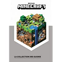 Minecraft, la collection des guides : Le guide Nether & Ender ; Le guide Redstone ; Le guide Création ; Le guid Exploration