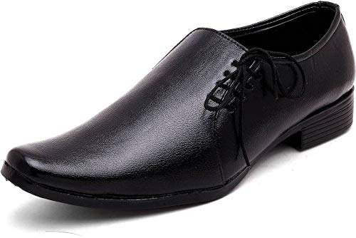 97cfe64f7c23 KWIK FIT Men s Synthetic Leather Formal Shoes  Buy Online at Low ...