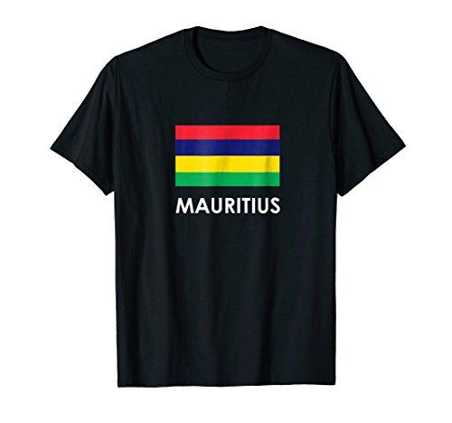 MAURITIUS Flag T Shirt