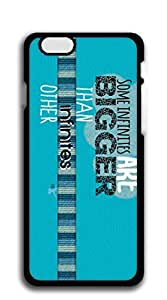 Back Cover Case Personalized Customized Diy Gifts In A case for iphone 6plus - fault in our stars light blue background bigger by Maris's Diary