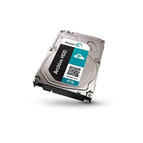 Seagate Archive HDD 8TB SATA 6GBps 128MB Cache SATA Hard Drive (ST8000AS0002) 1 For Archive use only Reliable, low-power data retrieval based on SMR technology Enjoy peace of mind with a drive engineered for 24x7 workloads of 180TB/year