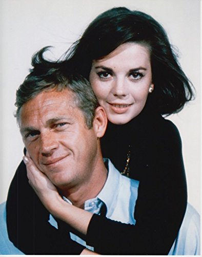 #4861 Photo 8x10 Movie Images Love with the Proper Stranger Natalie Wood /& Steve McQueen