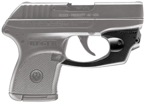 LaseMax CenterFire Laser (Red) CF-LCP For Use On Ruger LCP