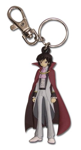 Great Eastern Entertainment Code Geass Lelouch PVC Keychain