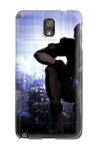 New Tpu Hard Case Premium Galaxy Note 3 Skin Case Cover(ghost In The Shell)