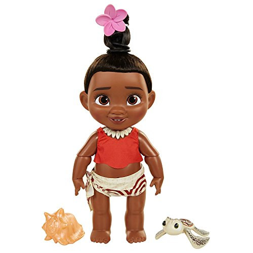 Moana Disney Giggling Baby Doll