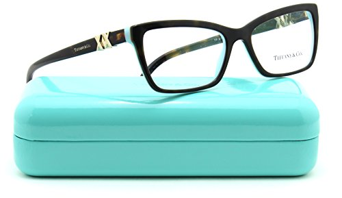 Tiffany & Co. TF 2137 Women Cat-Eye Eyeglasses RX - able Frame (8134) - & Tiffany Eye Glasses Co