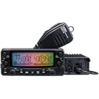 Alinco DR-735T Dual Band VHF/UHF 50W Mobile Transceiver With Dual Receive and Cross-Band Repeat Operation.