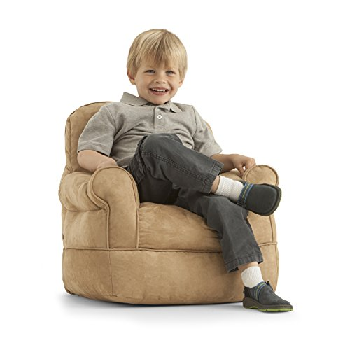 Big Joe Camel Microsuede Kids Bubs Chair