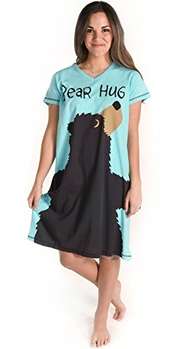 Bear Hug Nightshirt - 4