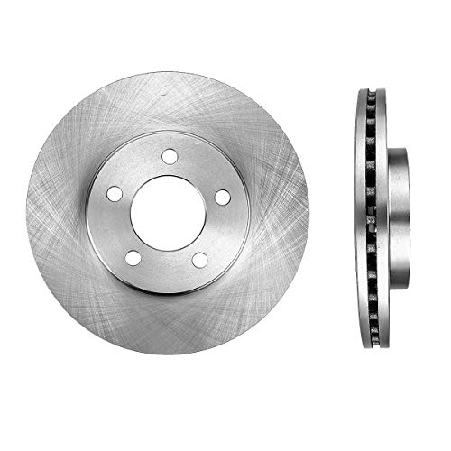 FRONT [ 2 ] Premium Grade OE Rotors Set CBO200229 [ for Ford Taurus Thunderbird Windstar Mercury Cougar Sable ]