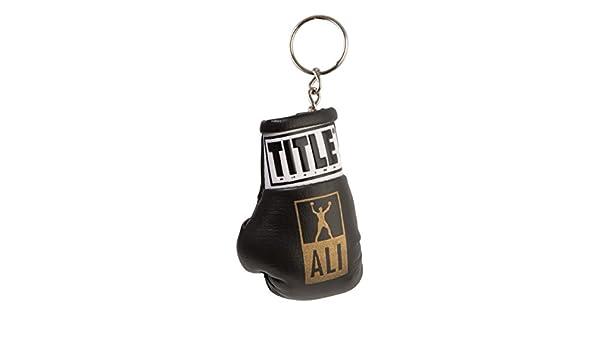 Title Boxing Ali Boxing Glove Keyring
