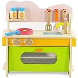 lundby smaland dollhouse stove fridge set toys games. Black Bedroom Furniture Sets. Home Design Ideas