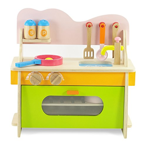 18 inch doll stove - 4